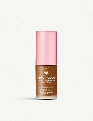 BENEFIT Hello Happy Flawless Liquid Foundation Mini 10ml