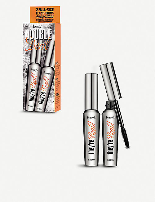 BENEFIT They're Real! Double Deal mascara set