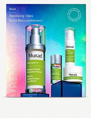 MURAD Renewing Vibes gift set