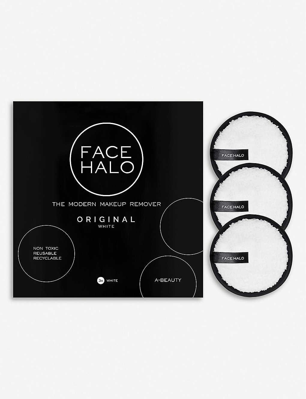 Face Halo Reusable Makeup Pads
