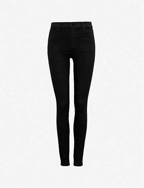 High waisted - Jeans - Clothing - Womens - Selfridges   Shop Online baaf8c20de