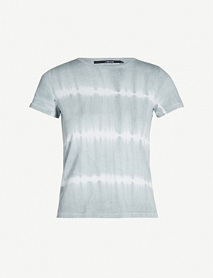 J BRAND 811 fitted cotton-jersey T-shirt