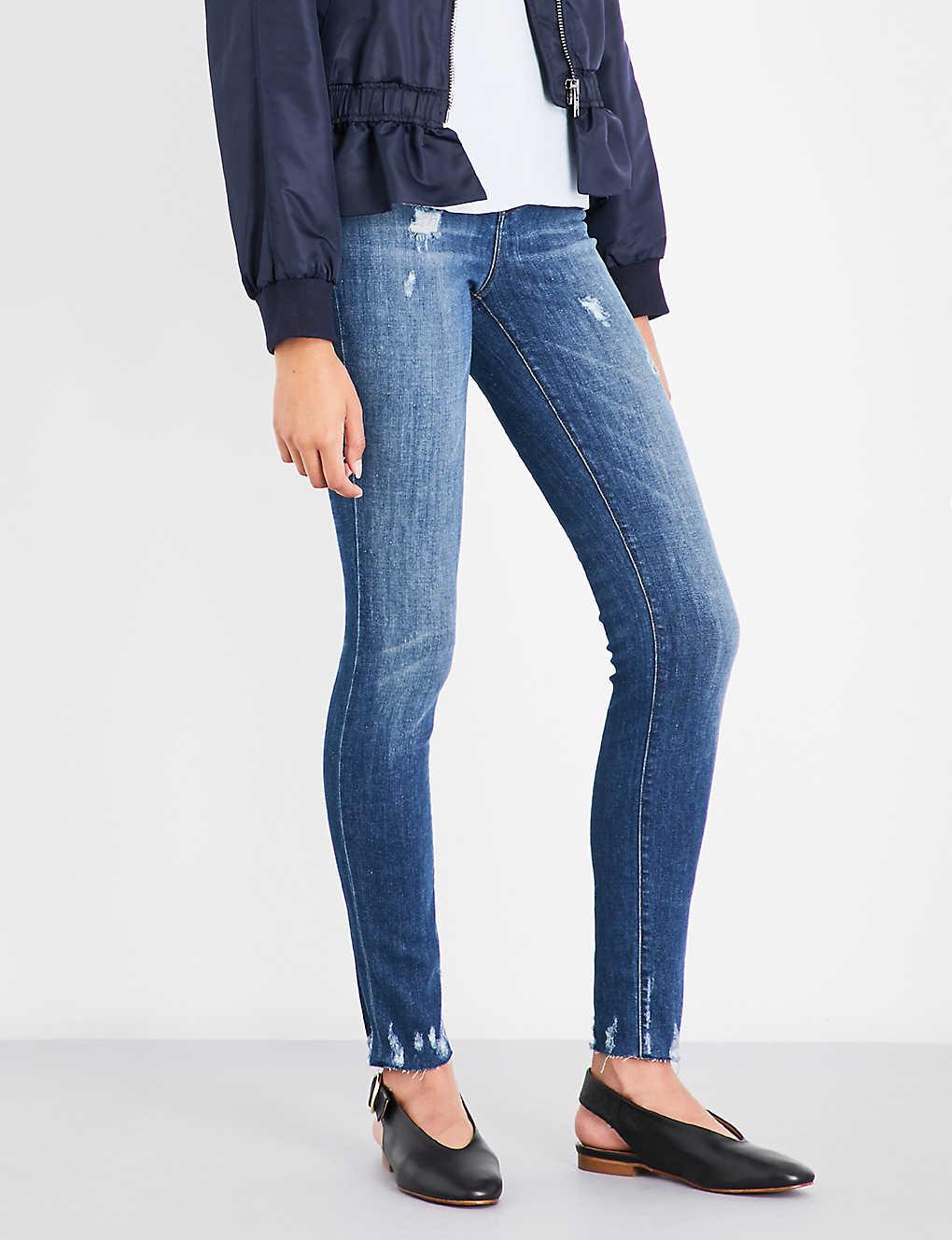 d8015fbdcf4 J BRAND - Maria skinny high-rise jeans | Selfridges.com