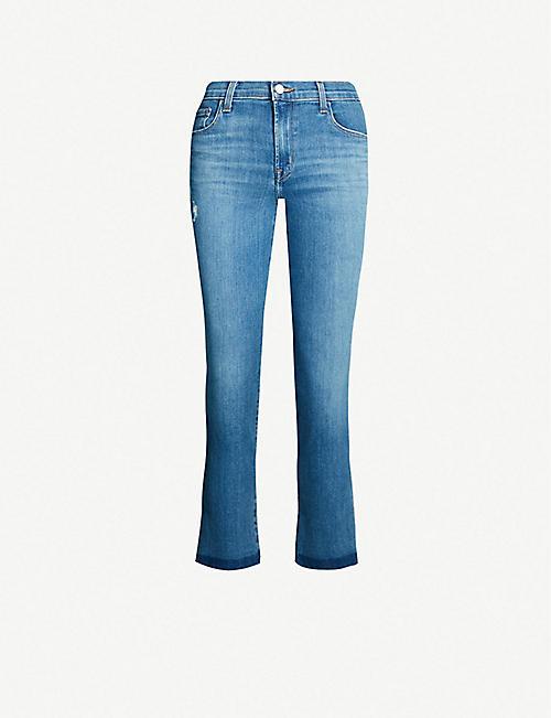b92a288b866e J BRAND Ruby slim-fit skinny jeans
