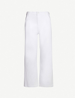 J BRAND Joan high-rise cropped flare jeans