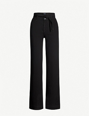J BRAND Sukie straight high-rise jeans