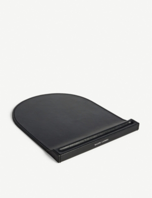 RALPH LAUREN HOME Brennan leather mouse pad