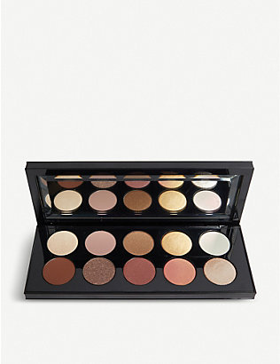 PAT MCGRATH LABS: Mothership VII: Divine Rose eyeshadow palette 13.2g