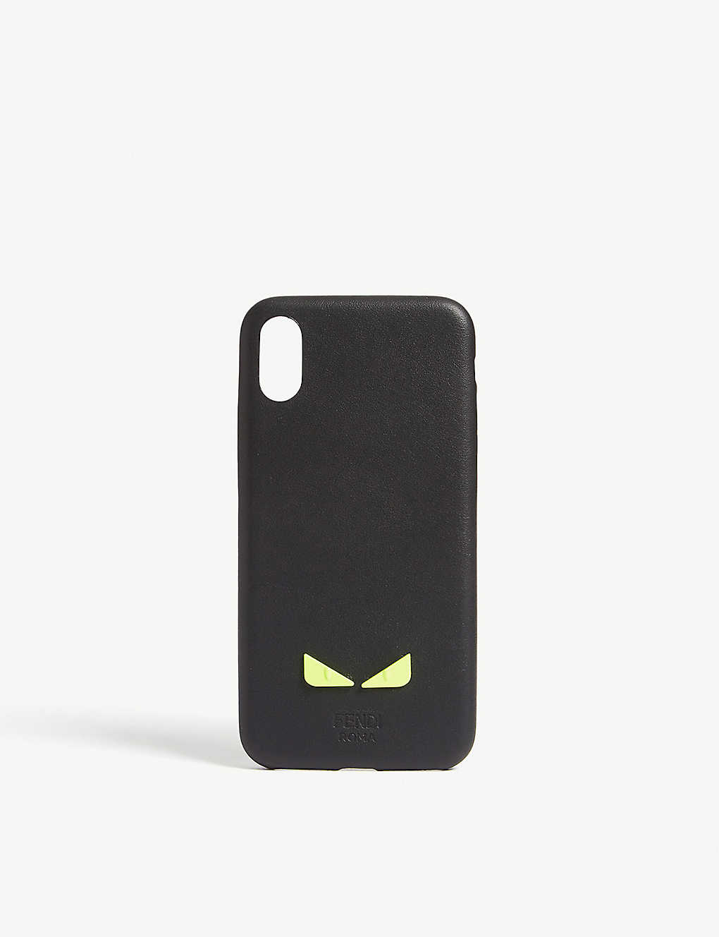 best website 0f558 effcc Bug Bags leather iPhone X case