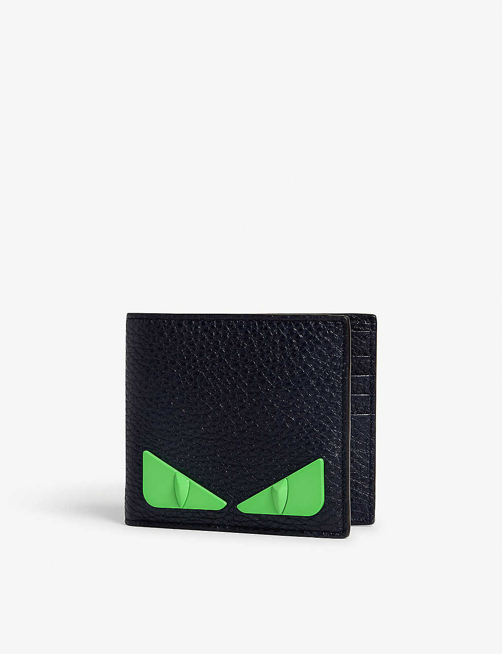8247ac2d46c FENDI - Bag Bugs leather billfold wallet | Selfridges.com
