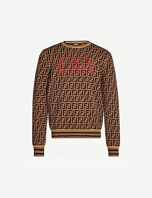 fad3c385 Jumpers - Knitwear - Clothing - Mens - Selfridges | Shop Online