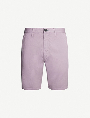 PS BY PAUL SMITH Regular-fit stretch-cotton shorts
