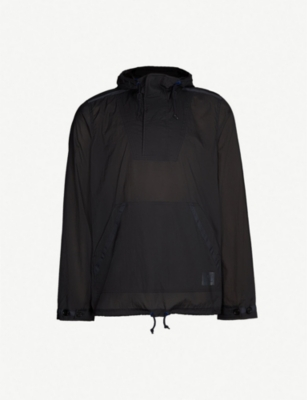 PS BY PAUL SMITH Contrast-trim shell jacket