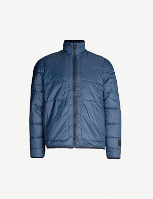PS BY PAUL SMITH Quilted shell jacket