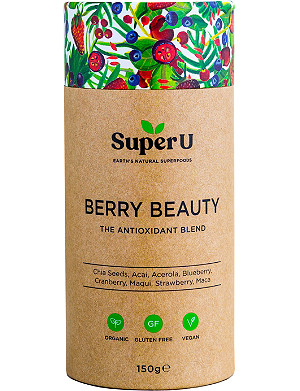 SUPER U Berry Beauty Antioxidant Blend 150g