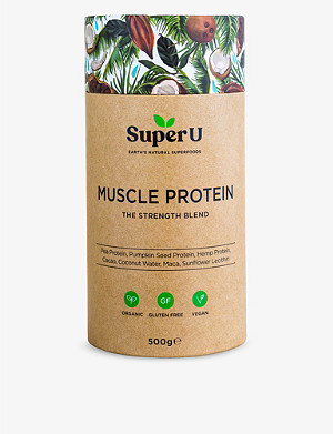 SUPER U Muscle Protein Strength Blend 150g