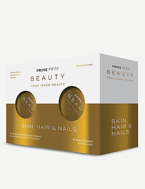 PRIME FIFTY: Prime Fifty Skin, Hair and Nails vitamins and collagen supplements