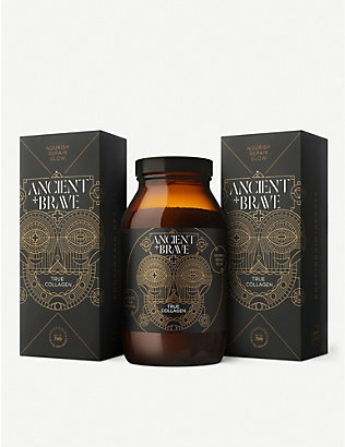 ANCIENT + BRAVE: True Collagen bundle 1x200g, 2x70g