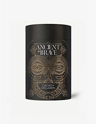ANCIENT + BRAVE: Cacao + Collagen blend 250g