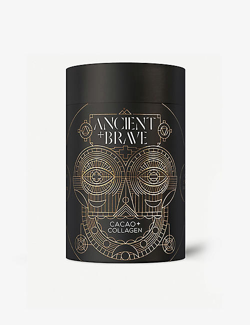 ANCIENT & BRAVE Cacao + Collagen blend 250g
