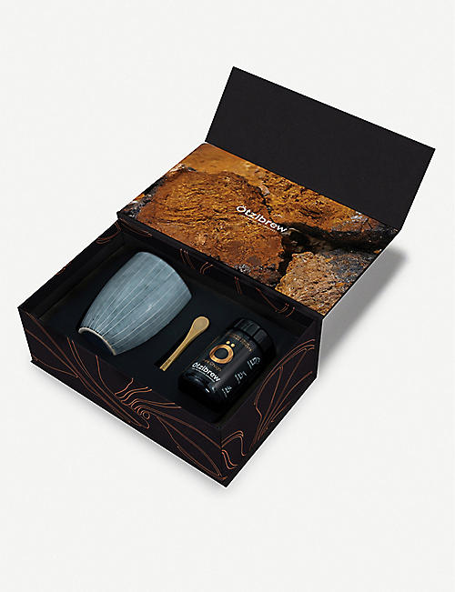 OTZIBREW Chaga powder presentation box
