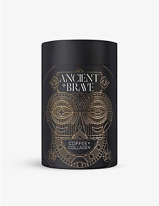 ANCIENT + BRAVE: Coffee + Collagen blend 250g