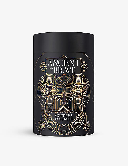 ANCIENT & BRAVE Coffee + Collagen blend 250g