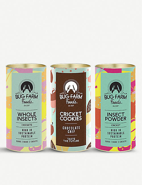 BUG FARM FOODS Cricket Protein Bundle