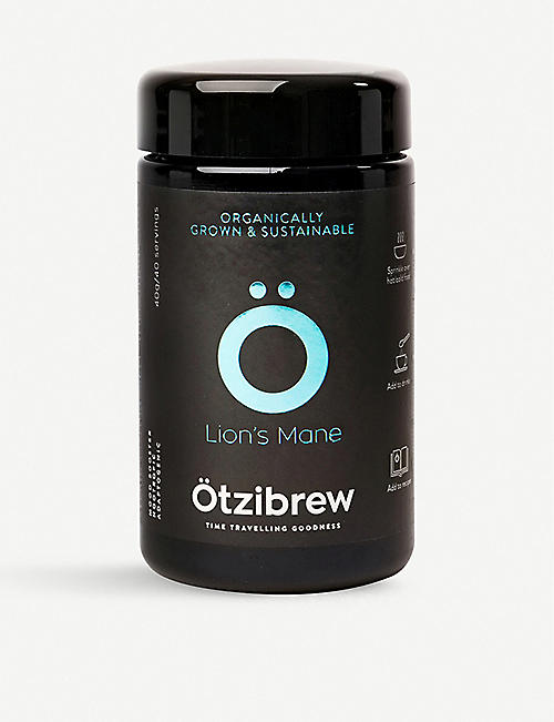OTZIBREW Lion's Mane powder presentation box