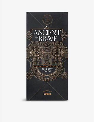 ANCIENT + BRAVE: True MCT sachets pack of 15 10ml