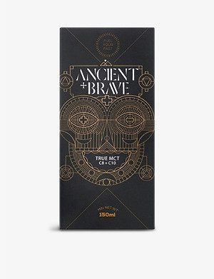 ANCIENT + BRAVE True MCT sachets pack of 15 10g
