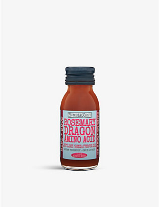 BUMBLEZEST: Mind & Mood floral health shot pack of 10 60ml