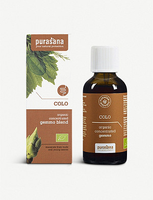 PURASANA Puragem Colo organic concentrated gemmo 50ml