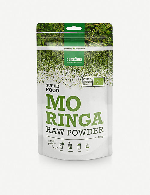 PURASANA Moringa raw powder 200g
