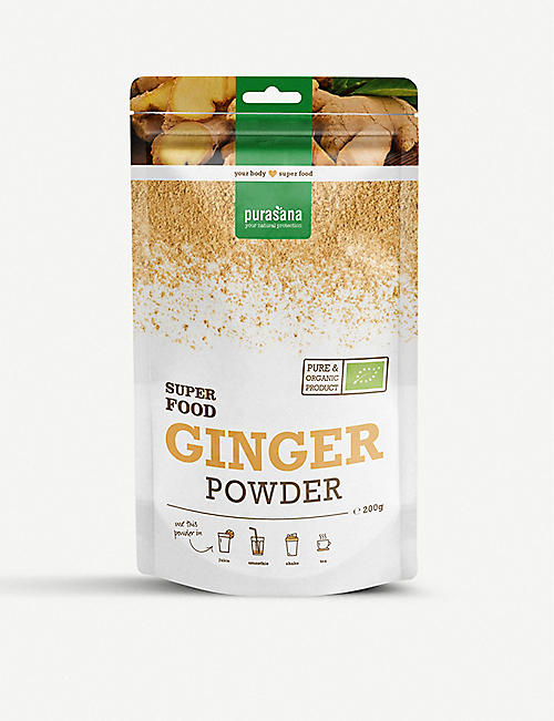 PURASANA: Ginger powder 200g