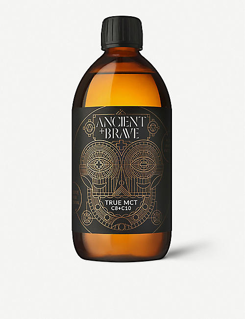 ANCIENT + BRAVE: True MCT oil 500ml