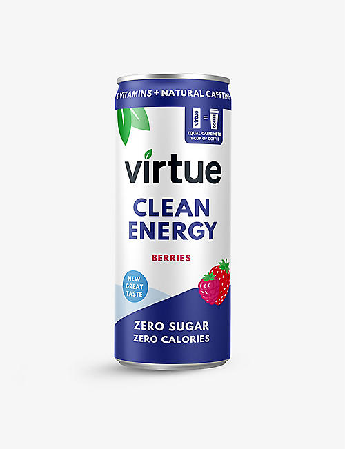 VIRTUE Berries energy water pack of 12