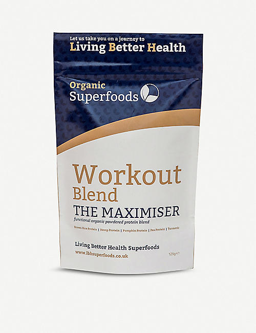 LIVING BETTER HEALTH Workout Blend 200g