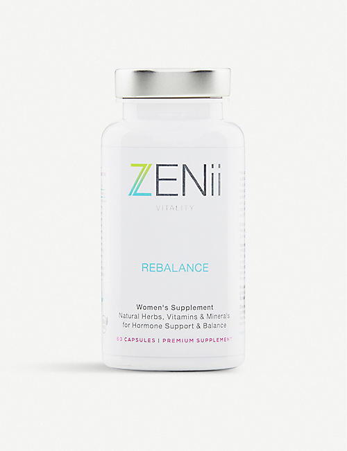 ZENII: Rebalance capsules box of 60