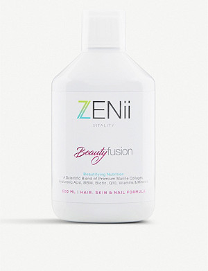 ZENII Skin Fusion supplement drink 500ml