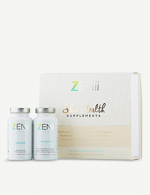 ZENII Skin Heath capsules box of 120