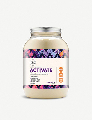 BIO SYNERGY Active woman® activate chocolate protein shake 450g
