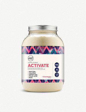 BIO SYNERGY Active woman® activate strawberry protein shake 450g