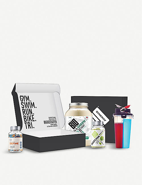 BIO SYNERGY: Vegan protein and wellbeing box