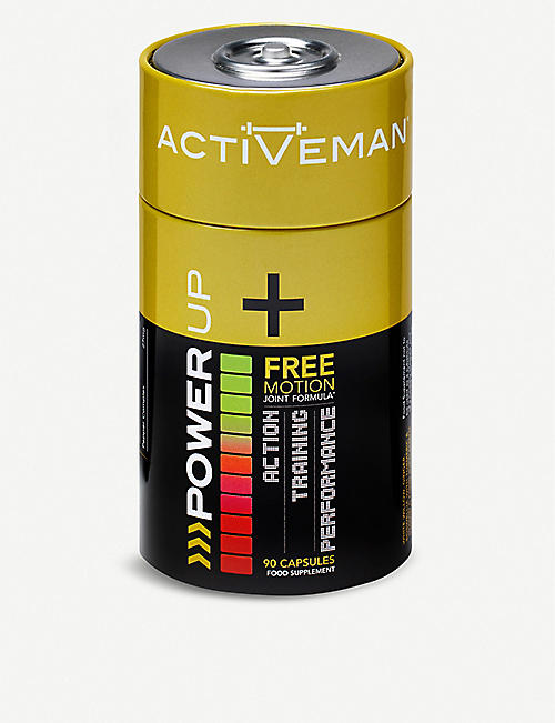 BIO SYNERGY: Activeman Free Motion joint performance formula
