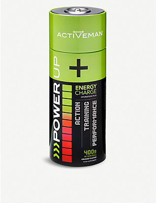 BIO SYNERGY: Activeman Energy Charge powder 400g