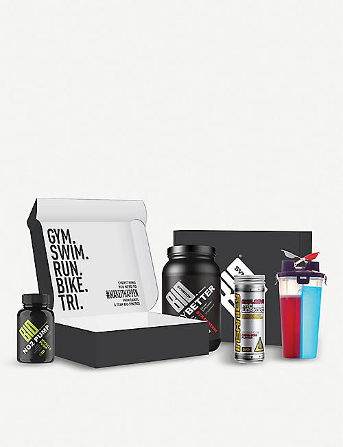 BIO SYNERGY: STRENGTH & PERFORMANCE BOX::