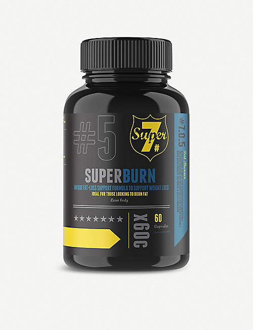 BIO SYNERGY Super 7 Super Burn caps
