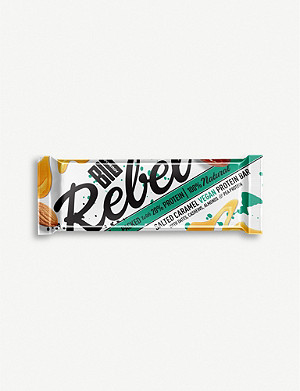 BIO SYNERGY Rebel Vegan Protein Bars 18 x 60g