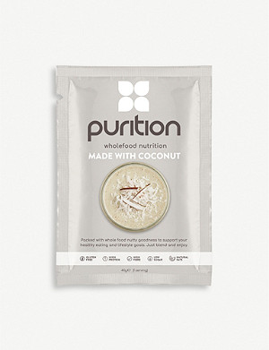 PURITION Coconut protein powder 8 x 40g